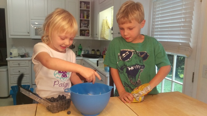 Cooking with Kids || Biscuits & Burlap